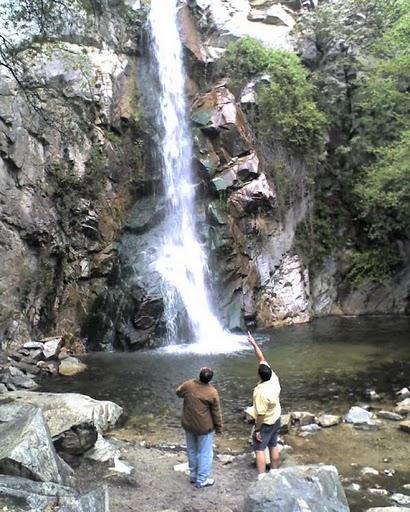 Sturtevant Falls La Trail Hikers
