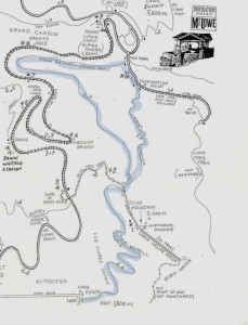 mapcastlesunset