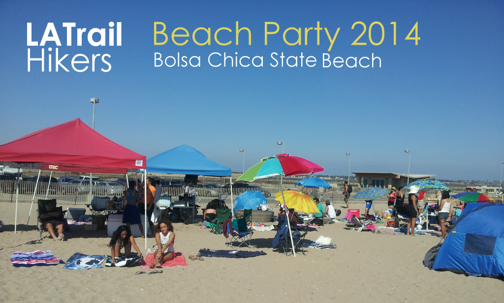 Sat - Aug 16 - LATH Beach Party 2014