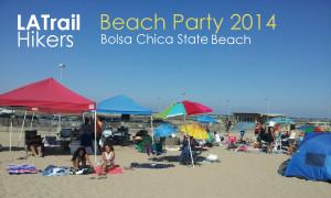 Sat - Aug 16 - LATH Beach Party 2014
