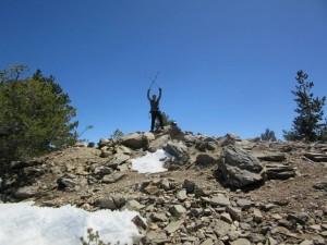 San Bernardino Peak - Tony