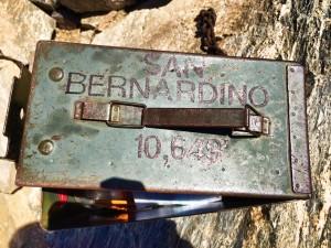 San Bernardino Summit Box