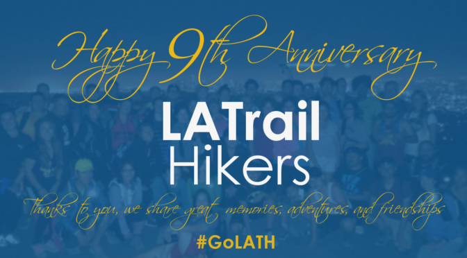 Happy 9th Anniversary LATH!
